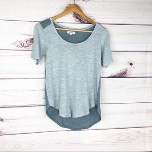 T247 Madewell two tone t-shirt